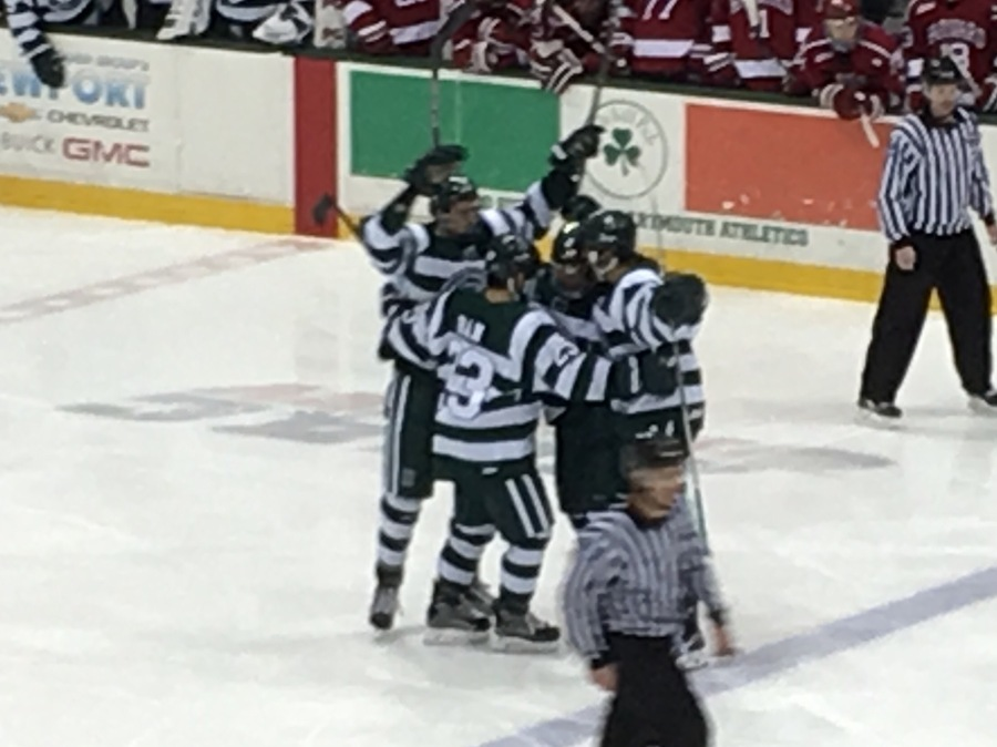 Harvard vs Dartmouth (3rd & wrap-up)