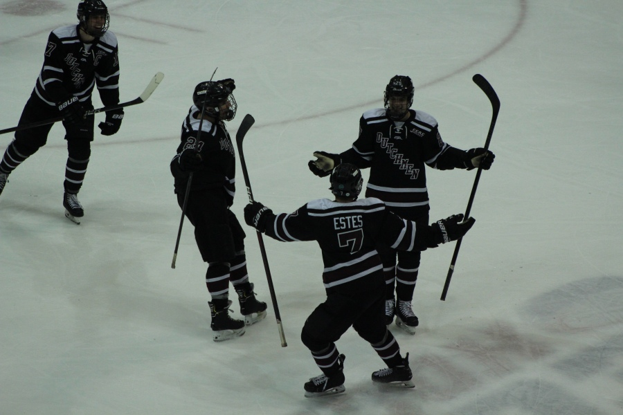 Union Sneaks Past Dartmouth to Climb a Spot in Tight ECAC Race