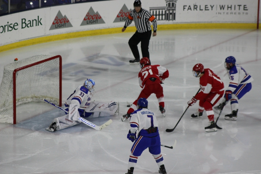 Recurring Theme for Terriers as River Hawks Pull Back a Point