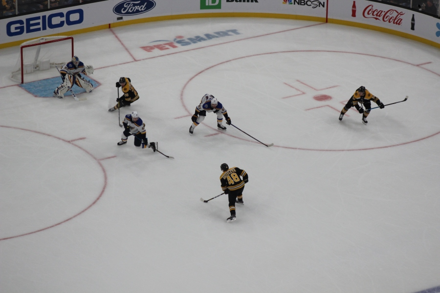 Rask, Bruins Shutout Blues 3-0