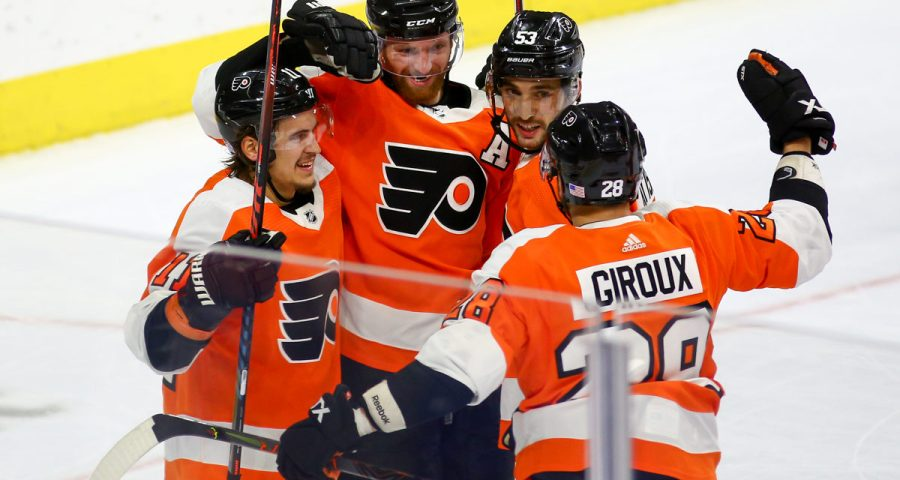 Flyers Outlast Bruins in Shootout