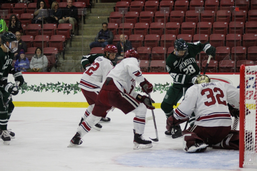 Harvard tops Dartmouth 7-3 in Season Opener