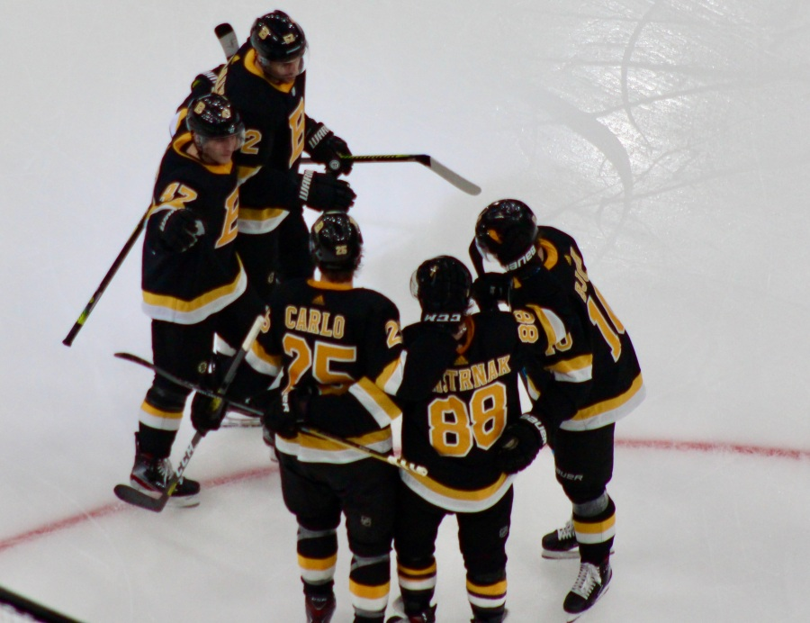 Bruins Storm Back Against Canadiens in the Third