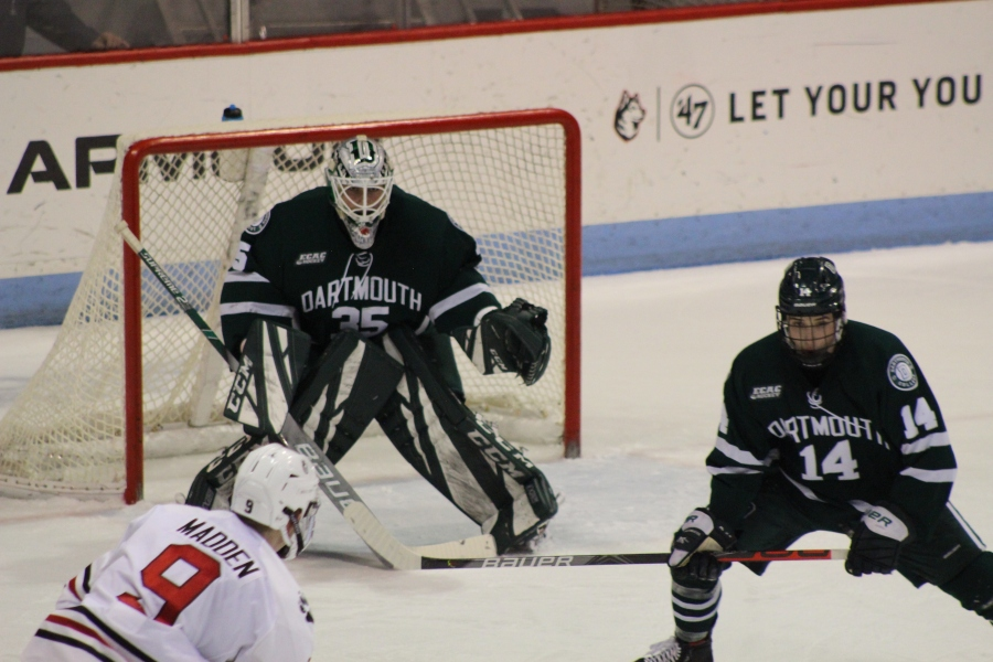 NU Wins Barn Burner vs Dartmouth 6-4