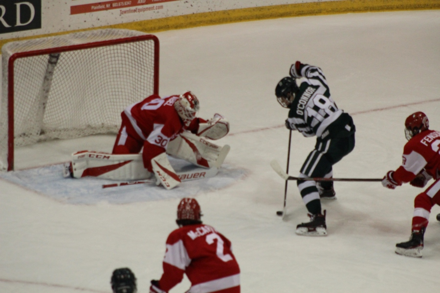 Dartmouth Topples BU 5-4