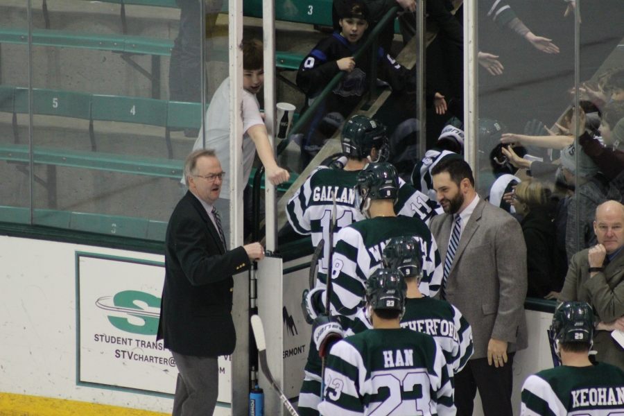Dartmouth's Gaudet Reaches Milestone 1,000th Game Coached