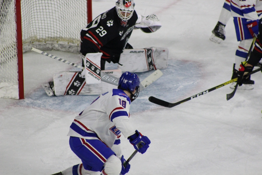 #12 Northeastern Blanks #11 UMass-Lowell