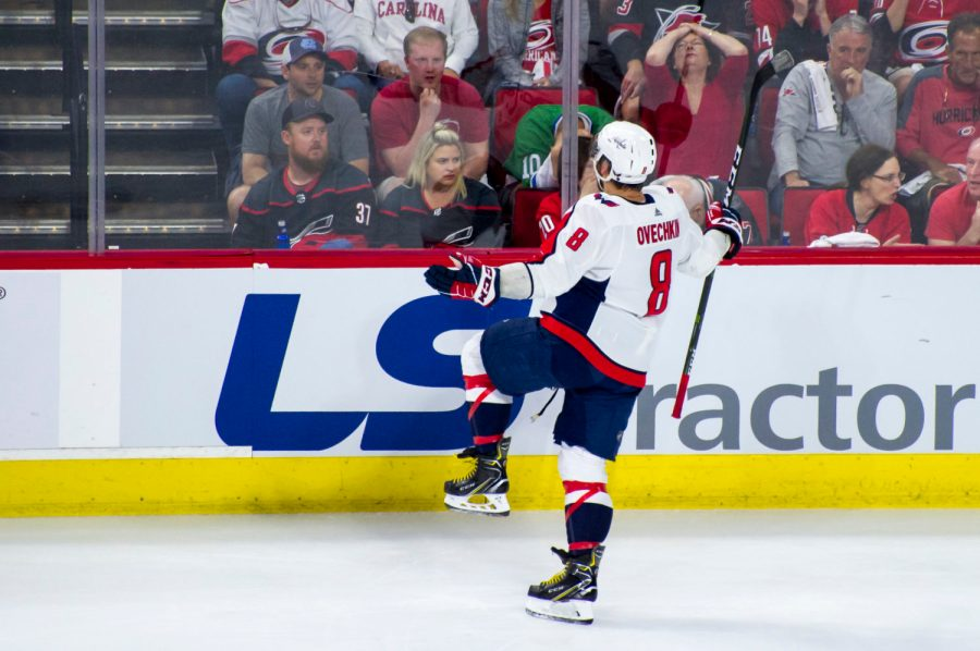 Washington Capitalizes in OT