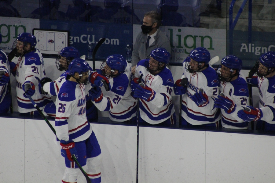 Lee, River Hawks Too Much ForMaine