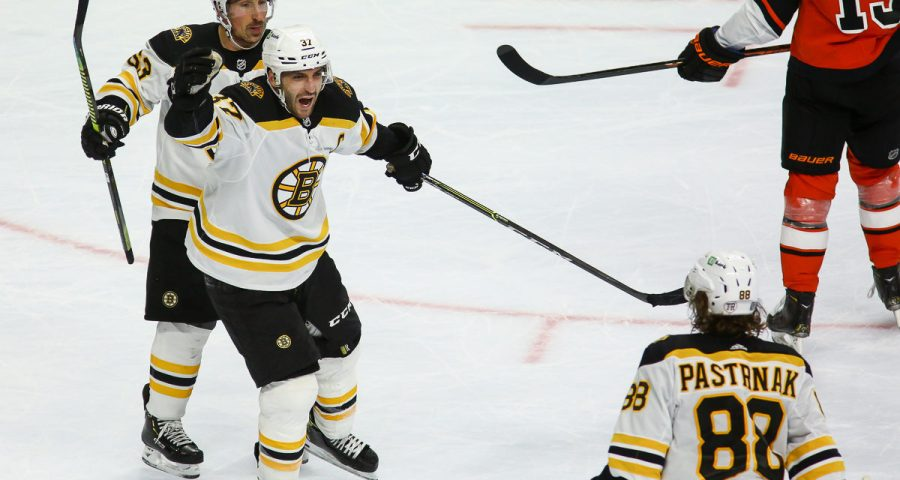 Road Warriors, er Bruins, Return Home