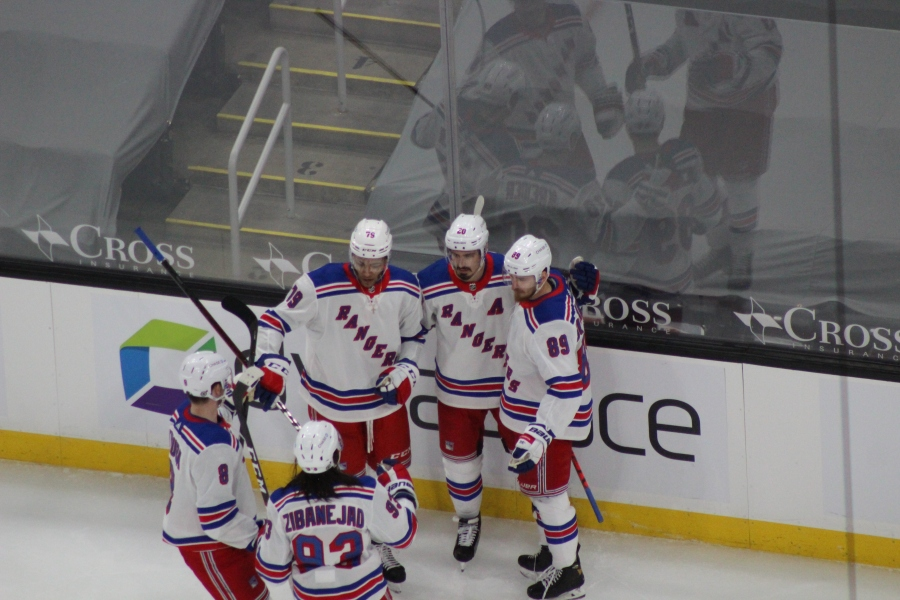Rangers Return Shutout Favor