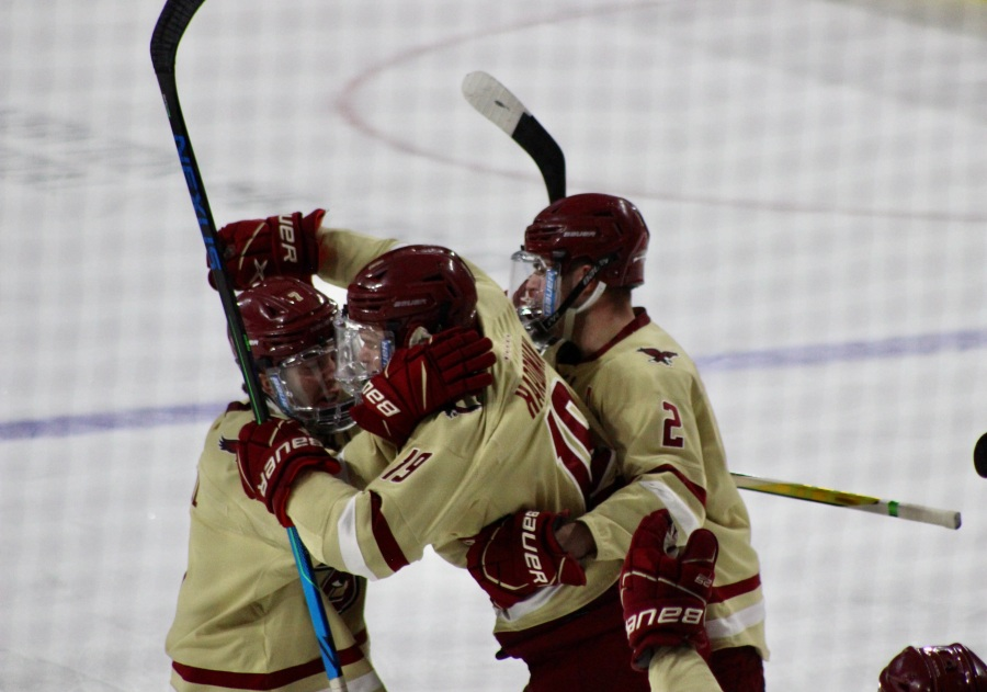 BC Holds On, Advances toSemifinals
