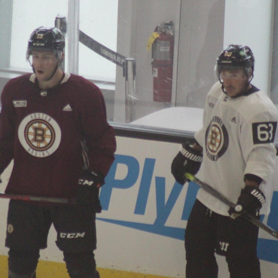 Musings From Day One of BruinsCamp